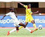 SENEGAL-DAKAR-AFRICAN U20 CHAMPIONSHIP-SENEGAL VS MALI