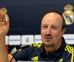 Benitez parts ways with Chinese club Dalian