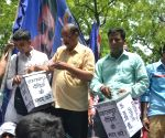 Dalit demonstration