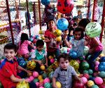 SYRIA DAMASCUS EID AL ADHA HOLIDAY
