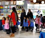 SYRIA DAMASCUS CHILDREN BOOK FAIR