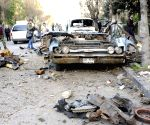 SYRIA DAMASCUS EXPLOSION