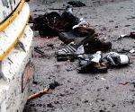 SYRIA DAMASCUS BLASTS