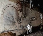 SYRIA DAMASCUS RESTAURANT ATTACK BOMBING