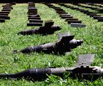 SYRIA DAMASCUS WEAPONS ARTIFACTS