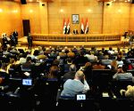 SYRIA DAMASCUS FM PRESS CONFERENCE