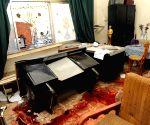 SYRIA DAMASCUS POLICE STATION BOMBINGS