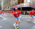 U.S. NEW YORK THANKSGIVING PARADE