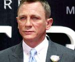 File Photos: Daniel Craig