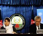 AFGHANISTAN KABUL UN CIVILIAN CASUALTIES