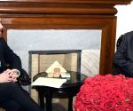 Danish Minister meets Nitin Gadkari