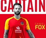 Danny Fox to lead SC East Bengal in debut ISL season