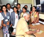 PM Modi at Saksham Education City