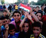 SYRIA DARAA ARMY CAPTURE