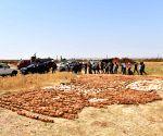 SYRIA DARAA EXPLOSIVES