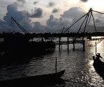 Monsoon clouds arrives in Kerala