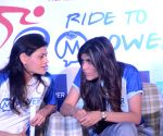 Ride to Mpower - press conference