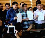 PHILIPPINES-DAVAO PROVINCE-DUTERTE PRESS CONFERENCE