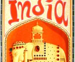 Free Photo: Travel posters from 20th-century India on display in NYC