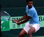 Davis Cup: India down 0-1 as Gunneswaran loses opener against Finland