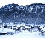 SWITZERLAND DAVOS WEF VILLAGE