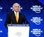 SWITZERLAND DAVOS WEF ANNUAL MEETING BRAZIL
