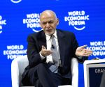 SWITZERLAND DAVOS WEF ANNUAL MEETING AFGHANISTAN GHANI