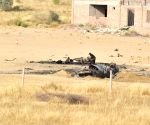 MiG-21 crashes in Rajasthan, pilot safe
