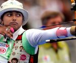 Deepika bags silver in Tokyo Olympics test event