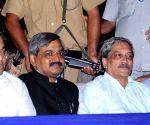 Lav Kush Ramlila - Manohar Parrikar, Satish Upadhyay