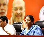 Defence Minister Sitharaman's press conference