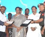 Nirmala Sitharaman handing over the properties from Defence Ministry to BBMP