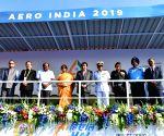 Aero India 2019 - inauguration