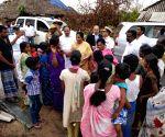 Kodiyakkarai (Tamil Nadu): Nirmala Sitharaman visits Kodiyakkarai