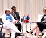 Indo-Australian bilateral meeting