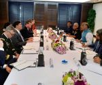 Indo-US bilateral meeting