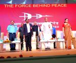 Rajnath Singh at the Golden Jubilee Celebrations of Bharat Dynamics Ltd