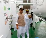 Rajnath Singh at Commissioning Ceremony of 'Varaha