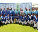 Afghanistan notch up maiden Test win, beat Ireland
