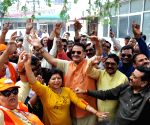 BJP won in 65 Assembly seats in Uttarakhand