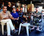 SYRIA DEIR AL ZOUR POST SIEGE DAILY LIFE