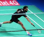 Premier Badminton League - Rajiv Ouseph vs R.M.V. Gurusaisdutt