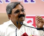 Satish Upadhyay's press conference