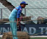 Delhi Capitals' practice session