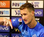 Chris Morris' press conference