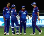 IPL 2021: Delhi bowlers combine forces to keep Hyderabad at 134/9