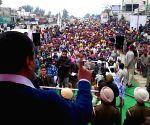 Kejriwal's rally