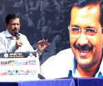Last day for nominations in Delhi, Delhi CM to file papers