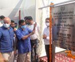 Arvind Kejriwal,Manish Sisodia & Gopal Rai inaugurate Waste to Power Plant at Ghazipur