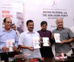 "Arvind Kejriwal and The Aam Admi Party An Inside Look"" book release - Delhi CM Kejriwal"